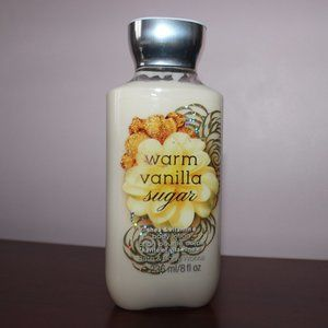 BATH AND BODY WORKS Warm Vanilla Sugar Body Lotion